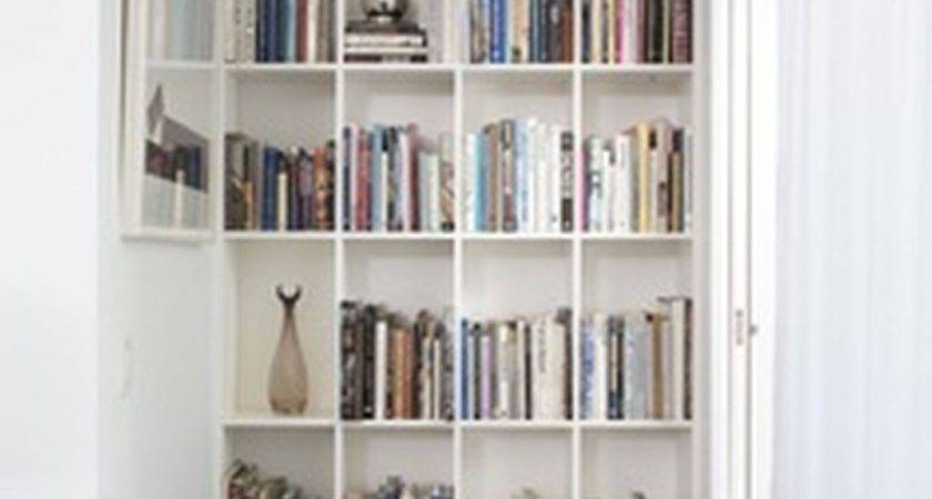 Ikea Bookshelves Ideas Small Spaces