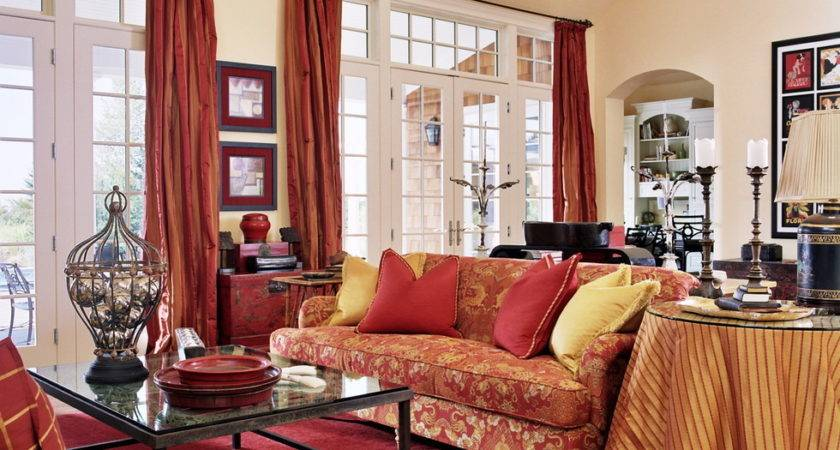 Incredible Coral Drapes Decorating Ideas Living Room