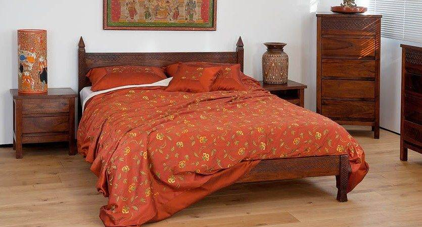 Indian Inspired Bedroom Best Style