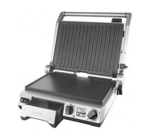 Indoor Electric Grill Griddle Bbq Barbeque Countertop