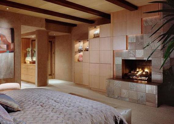 Indoor Outdoor Fireplace Designs Gorgeous Gas Wood