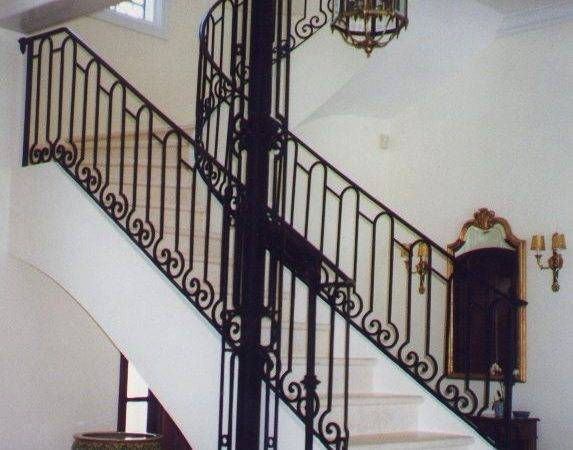 Indoor Stair Railing Design Your House Its Good