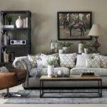 Industrial Style Grey Living Room Ideal Home Housetohome
