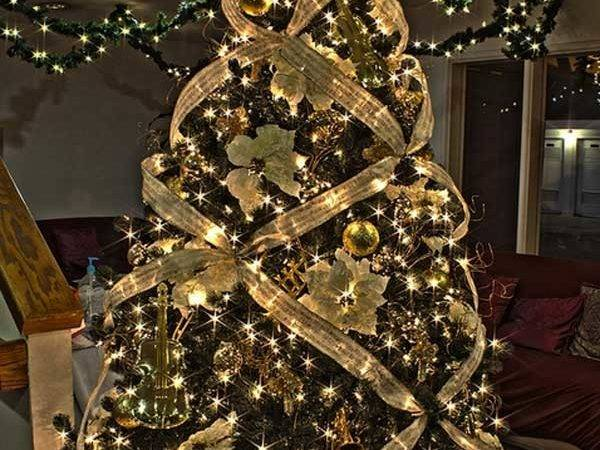 Inspirational Christmas Tree Decorating Ideas