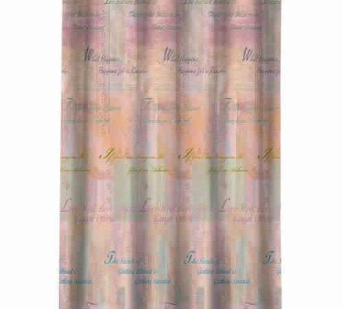 Inspirational Shower Curtain Ebay