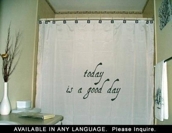 Inspirational Shower Curtain Inspiring Customshowercurtains