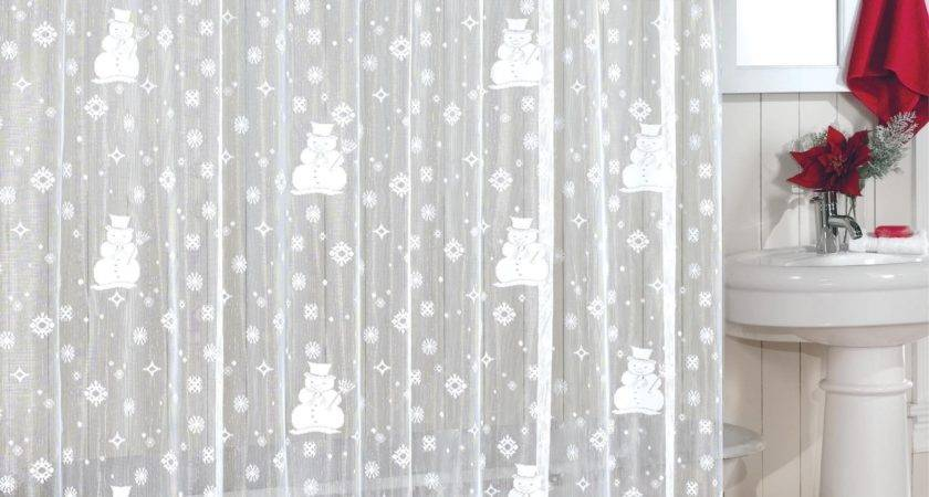 Inspirational Shower Curtains Window Sets