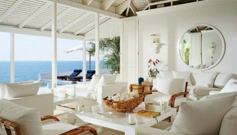 Inspirations Horizon Coastal Living Rooms