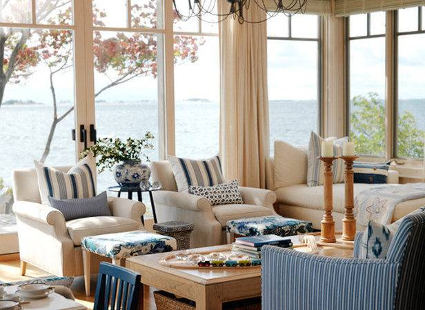 Inspiring Coastal Cottage Rooms