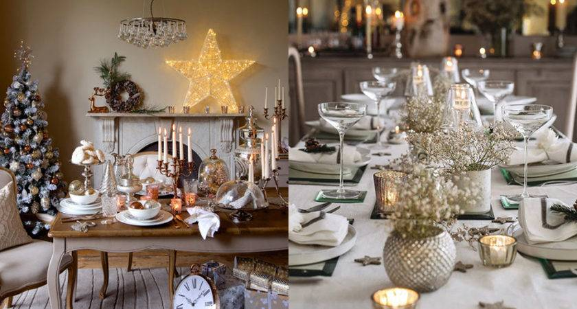 Inspiring Contemporary Christmas Decorating Concepts