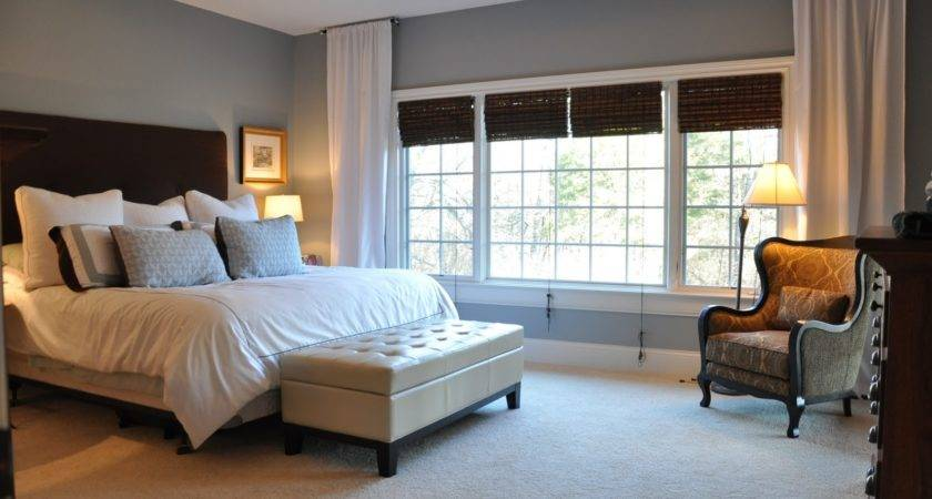 Inspiring Master Bedroom Paint Colors Beutiful White