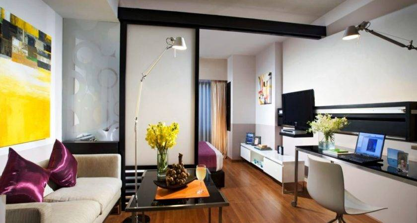 Inspiring Tiny Studio Apartment Ideas