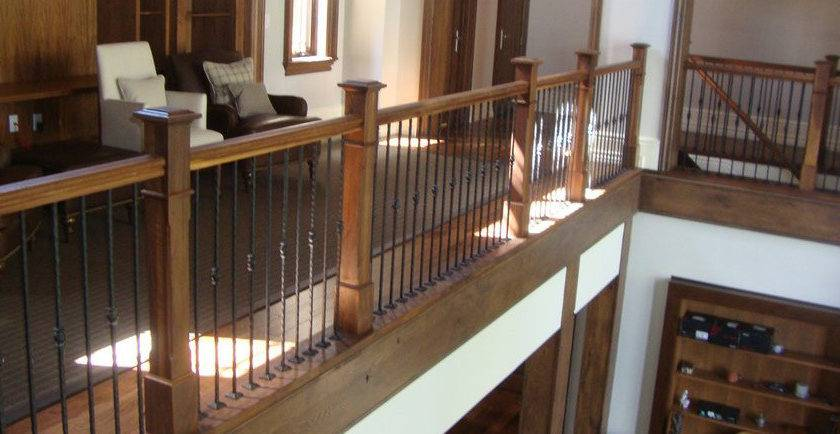 Interior Banisters