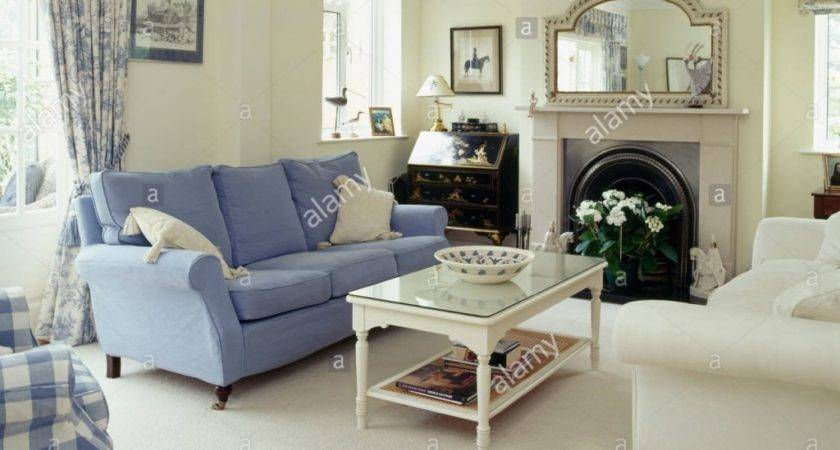 Interior Beauteous Home Decorating Ideas Cream Sofa