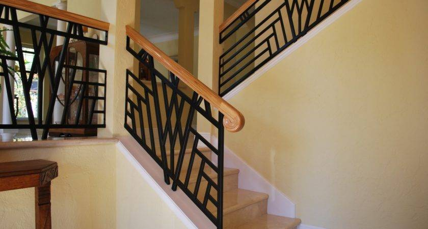 Interior Design Stair Railing Home Rail Designs