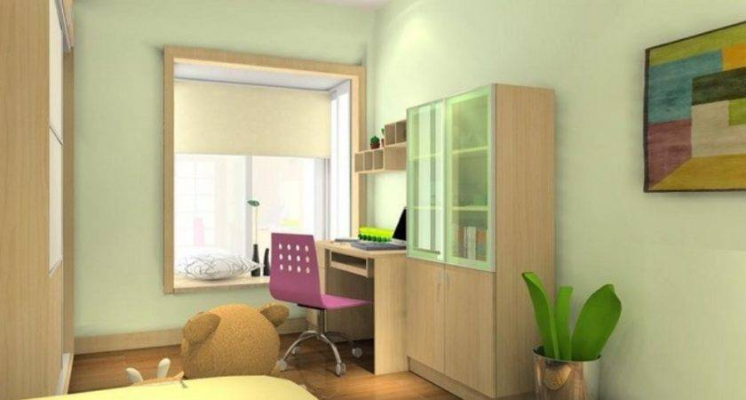 Interior Design Teen Bedroom Green House