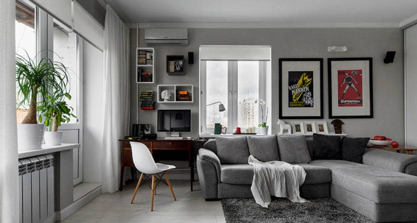 Interior Designs Vintage Apartment Ideas