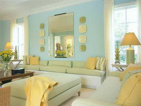 Interior Room Color Schemes Ideas Design Living