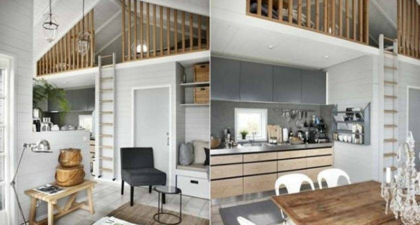 Interior Small Houses Tiny House Design