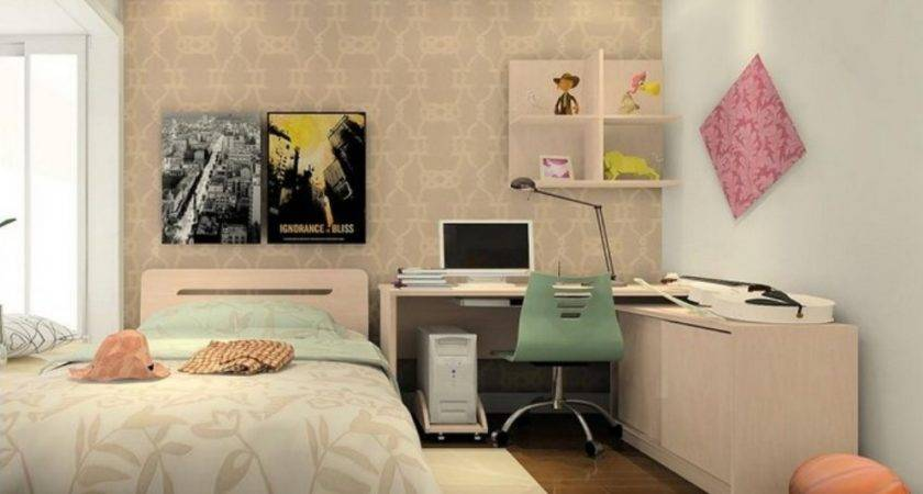 Interior Teenagers Bedroom Design House
