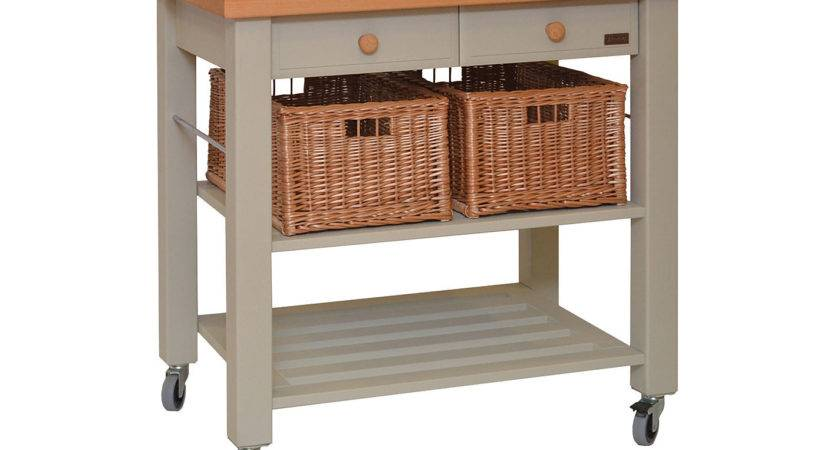 Island Trolley Kitchen Islands