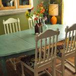 Items Similar Sample Ideas Custom Painted Dining
