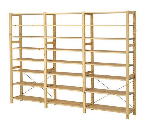 Ivar Sections Shelves Ikea