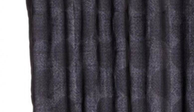 Jacquard Polyester Fabric Shower Curtain Color