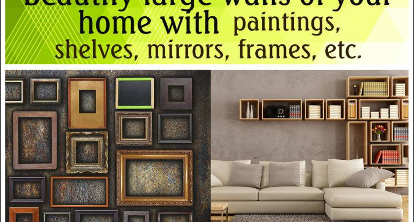 Jaw Dropping Large Wall Decorating Ideas Simply