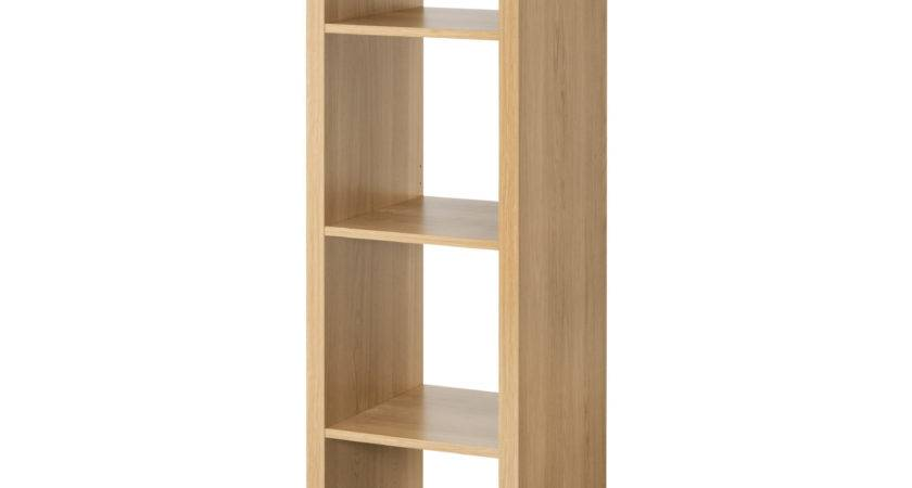 Kallax Shelving Unit Oak Effect Ikea