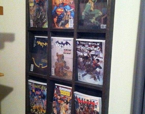 Keep Your Comic Book Collections Safe These