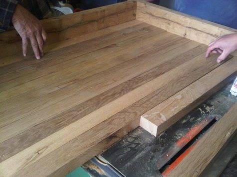 Keeping Cozy Butcher Block Countertops Made Out