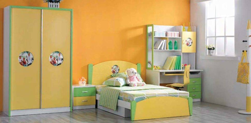 Kids Bedroom Design Make Different Interior