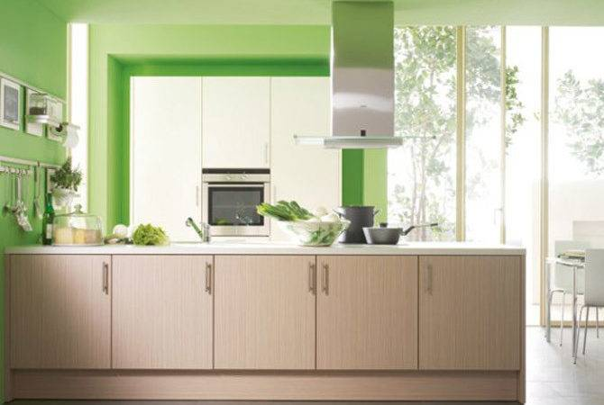 Kitchen Accessories Green Simple Home Decoration
