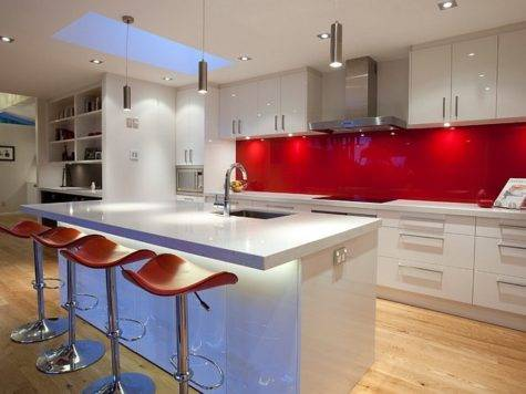 Kitchen Backsplash Ideas Splattering Most