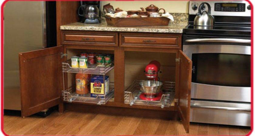 Kitchen Blind Corner Cabinet Storage Solutions