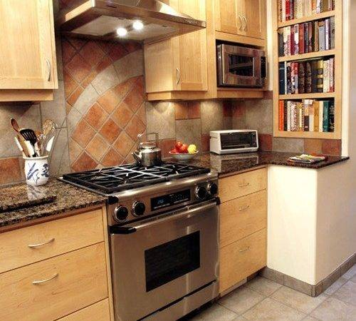 Kitchen Cabinets Design Smart Space Saving Solutions