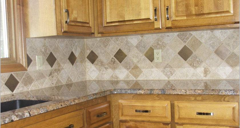 Kitchen Designs Elegant Tile Backsplash Design Ideas