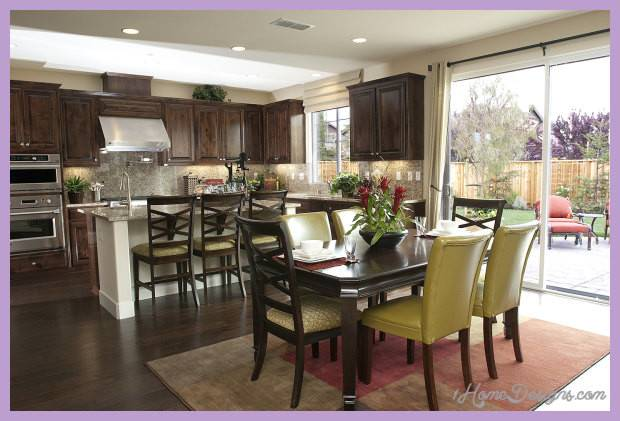 Kitchen Dining Area Ideas Homedesigns