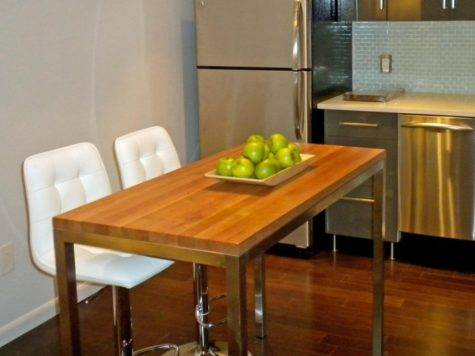 Kitchen Eat Bench Small Table