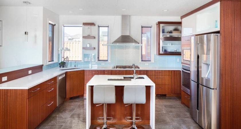 Kitchen Great Designs Shaped