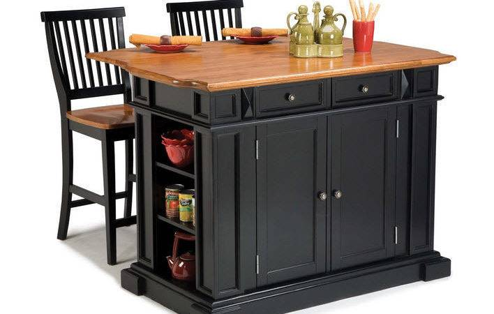 Kitchen Island Chair Set Black Cabinet Storage Dining