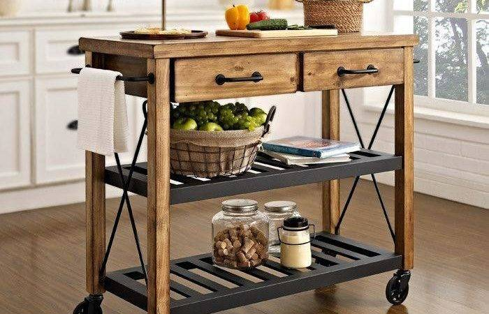 Kitchen Island Trolley Interiors