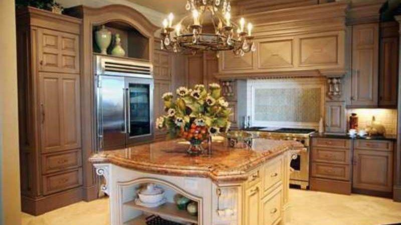 Kitchen Islands Design Photos Selections