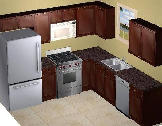 Kitchen Layout Your Vary Depending