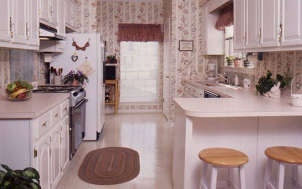 Kitchen Layouts Corridor Kitchens House Plans More