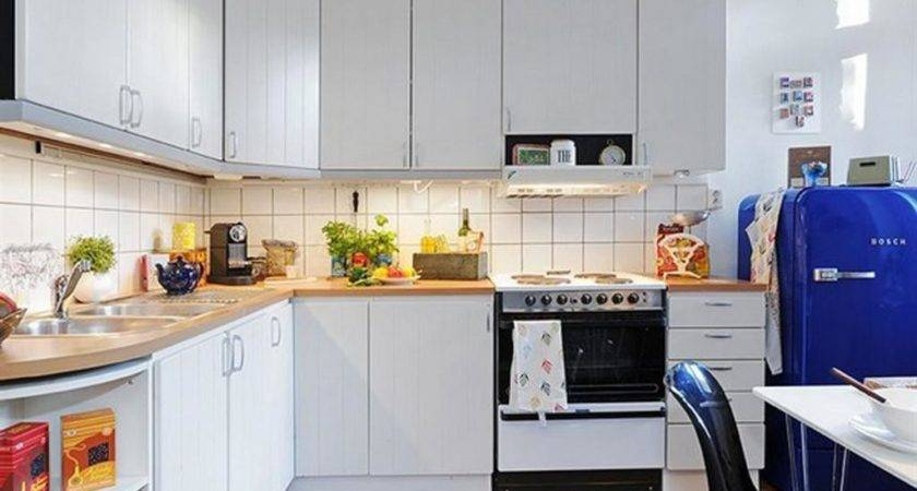 Kitchen Minimalist Design Apartments Ideas