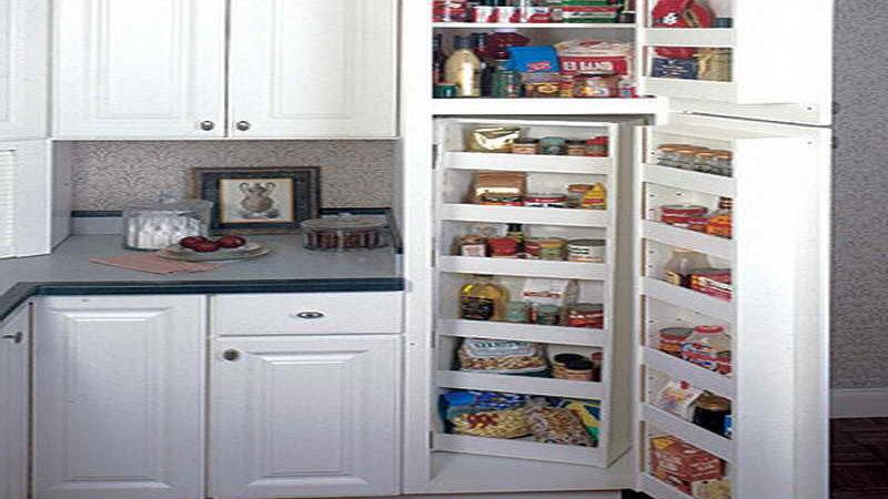 Kitchen Pantry Cabinet Ideas Stainless Steel