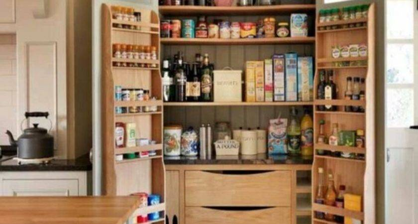 Kitchen Pantry Cabinet Storage Ideas Fres Hoom