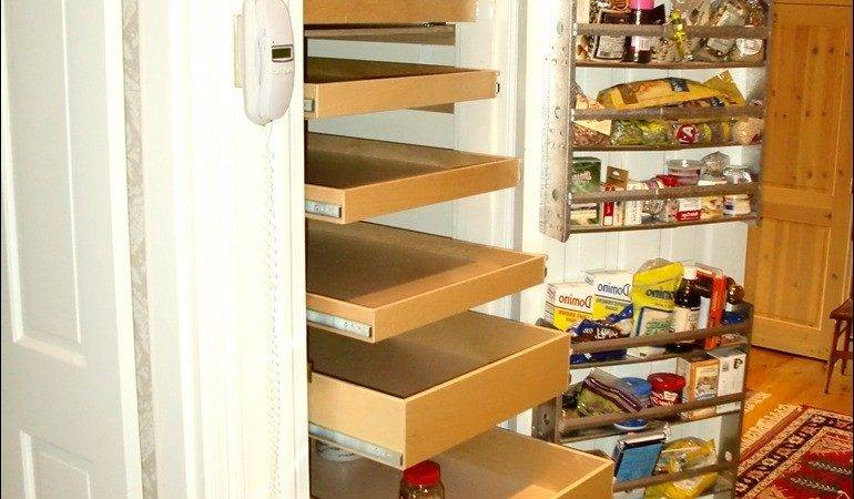 Kitchen Pantry Cupboard Armoire